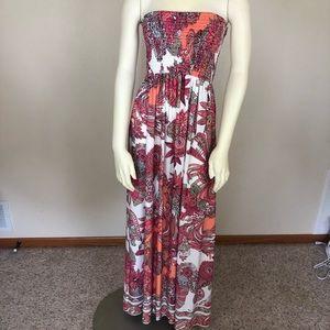 Boston Proper maxi dress | sz small